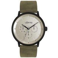 Hodinky LAVVU TROMSØ Army White, pánské - Špičkové pánské náramkové hodinky. Gravírujeme podle vašeho zadání! Přesně, rychle, kvalitně. Zboží skladem, expedice do 24h.