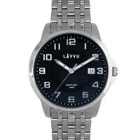Hodinky LAVVU NARVIK Blue, pánské - Špičkové pánské náramkové hodinky. Gravírujeme podle vašeho zadání! Přesně, rychle, kvalitně. Zboží skladem, expedice do 24h.