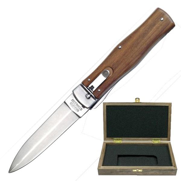 Nůž 241-ND-3/KP PREDATOR, MIKOV + dárková krabička + MOŽNOST GRAVÍROVÁNÍ + DÁREK ZDARMA