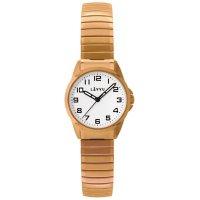 Hodinky LAVVU STOCKHOLM Small Gold, dámské - Špičkové dámské náramkové hodinky. Gravírujeme podle vašeho zadání! Přesně, rychle, kvalitně. Zboží skladem, expedice do 24h.