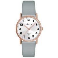 Hodinky LAVVU MANDAL Rose Gold Titan, dámské - Špičkové dámské náramkové hodinky. Gravírujeme podle vašeho zadání! Přesně, rychle, kvalitně. Zboží skladem, expedice do 24h.