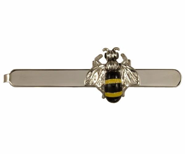 spona na kravatu laser funny včela + MOŽNOST GRAVÍROVÁNÍ + DÁREK ZDARMA