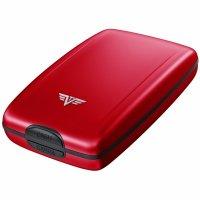 peněženka tru virtu oyster cash & cards red pepper - s laserovým gravírováním