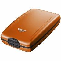 peněženka tru virtu oyster cash & cards orange blossom - s laserovým gravírováním