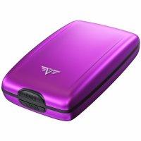 TRU VIRTU OYSTER Cash & Cards Purple Rain - + laserové gravírování