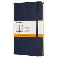Zápisník MOLESKINE linkovaný T/L modrý