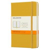 Zápisník MOLESKINE linkovaný T/L žlutozelený